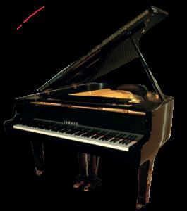 Piano medaillon